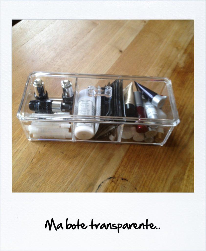 Rangement maquillage 2 fais pas ta steph - Tour de rangement maquillage ...