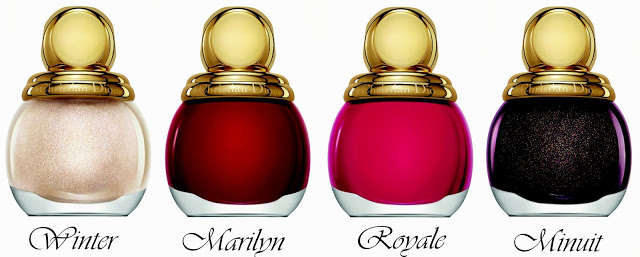 Dior Golden Winter - Holiday 2013 2013_Winter-Marilyn-Royale-Minuit