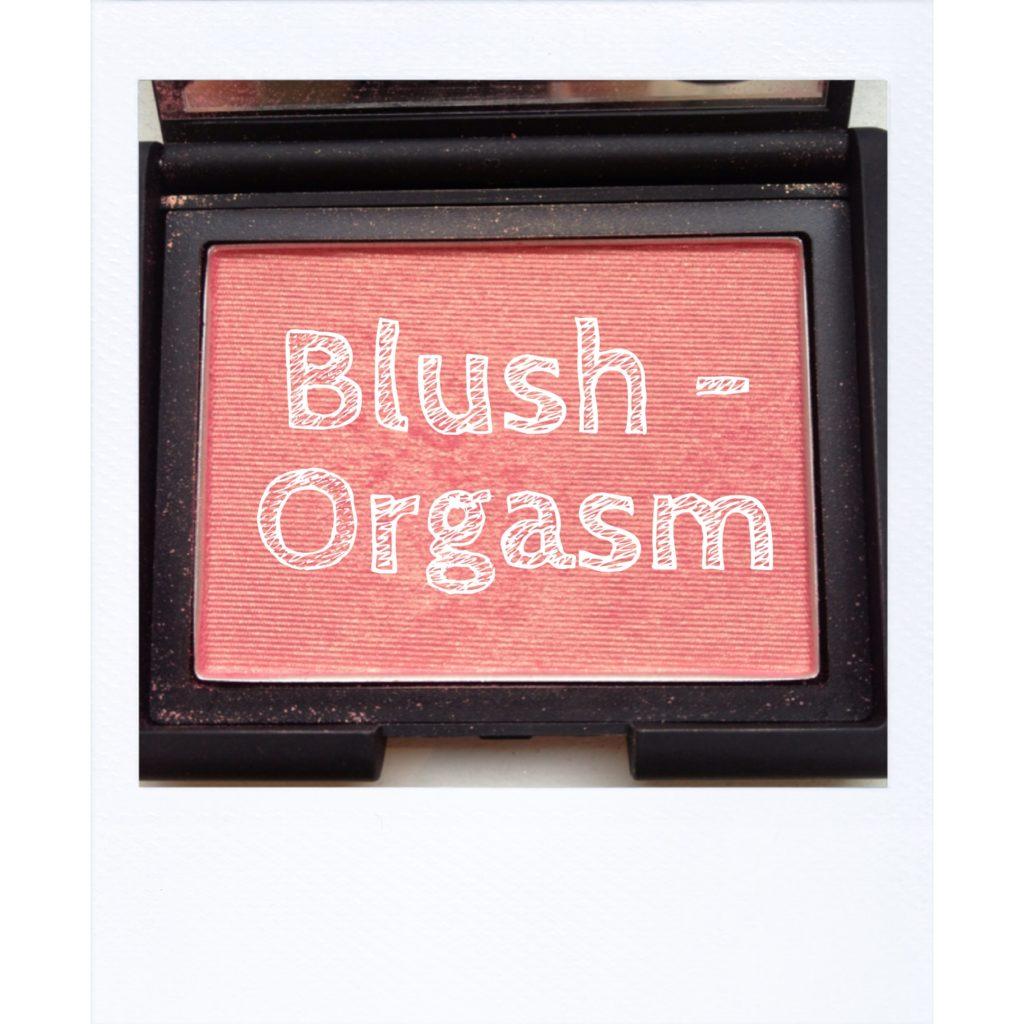 Blush Nars Orgasm