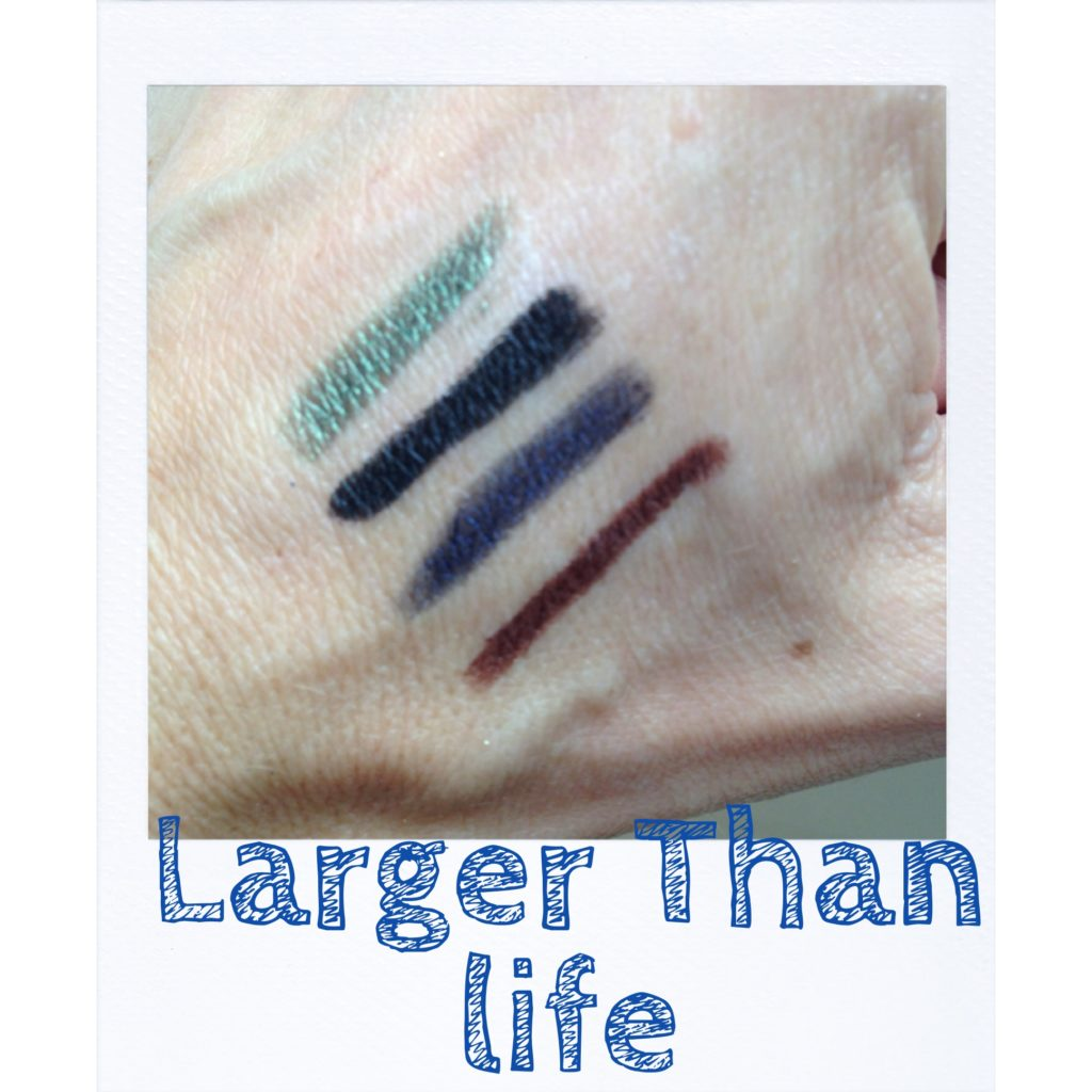 larger than life de nars