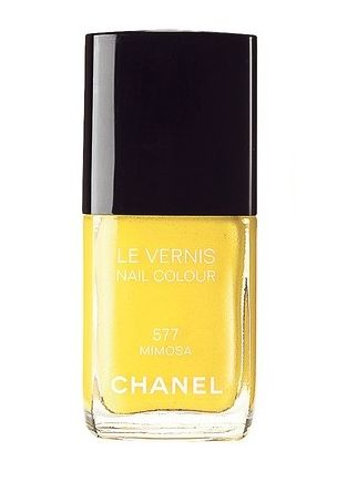 Vernis Chanel Mimosa